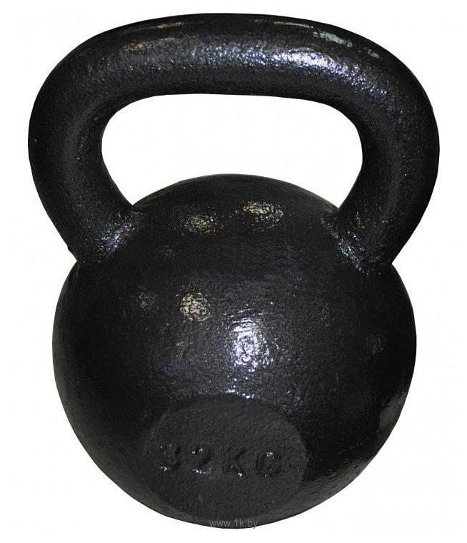 Фотографии American Fitness гиря 32 кг