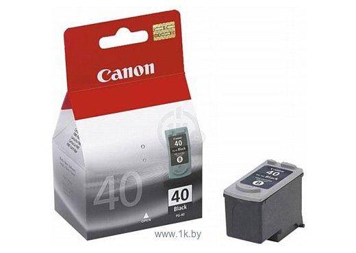 Фотографии Аналог Canon PG-40 Black