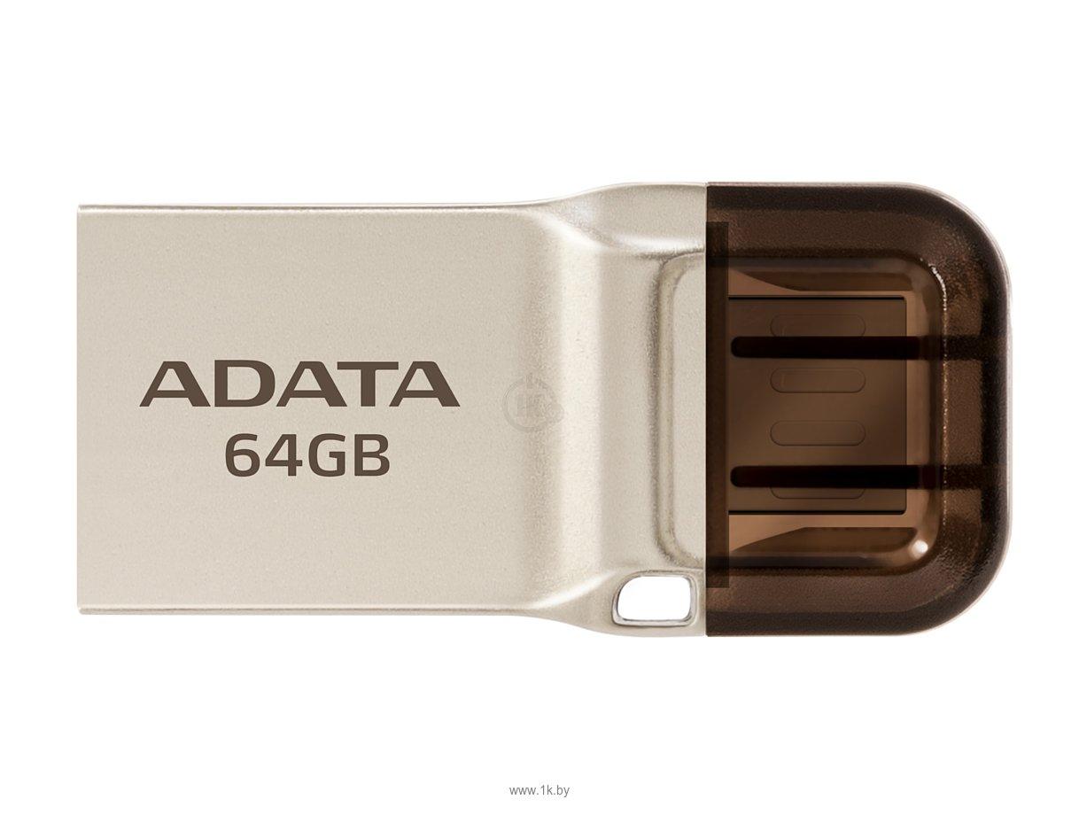 Фотографии ADATA UC360 64GB (AUC360-64G-RGD)