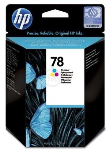 Фотографии Аналог HP 78 (C6578A)