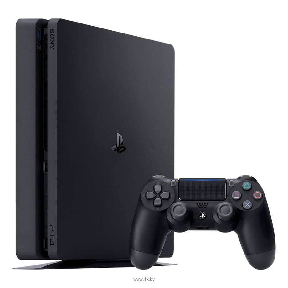 Фотографии Sony PlayStation 4 Slim 500 ГБ