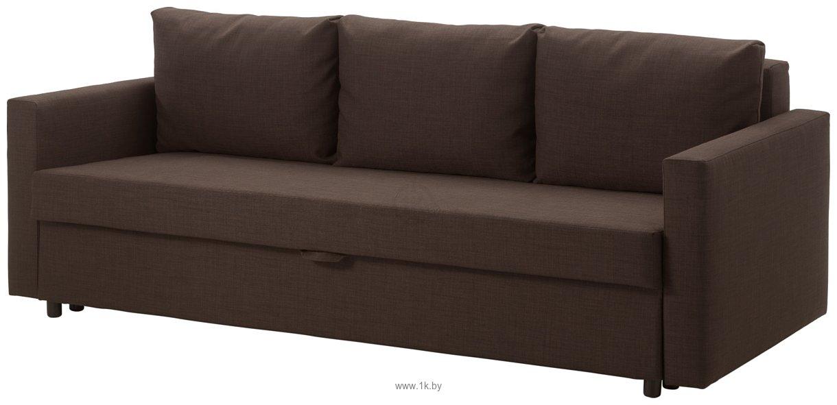 Фотографии Ikea Фрихетэн 304.115.52 (шифтебу коричневый)