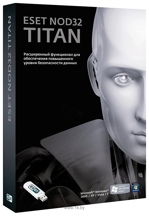 Фотографии NOD32 Titan (3 ПК, 1 год)