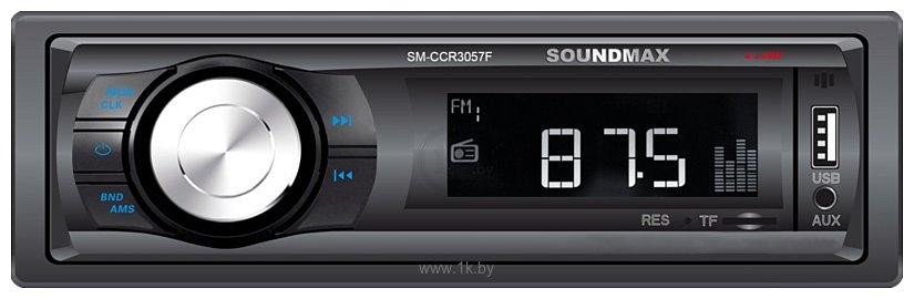 Фотографии SoundMAX SM-CCR3057F