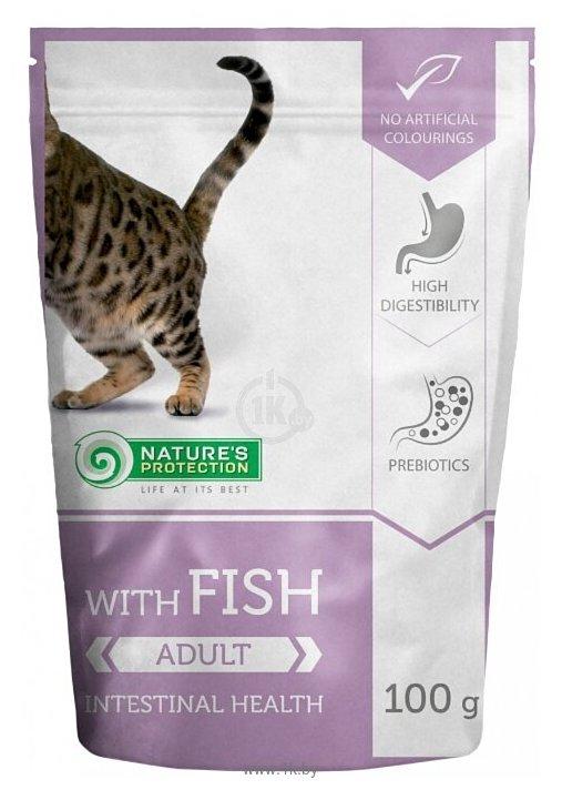 Фотографии Nature's Protection (0.1 кг) 1 шт. Intestinal Health with Fish