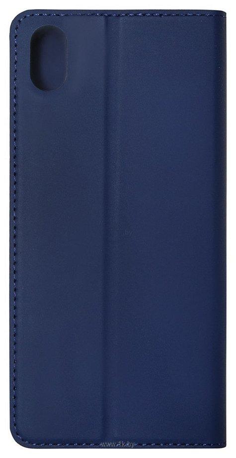 Фотографии VOLARE ROSSO Book case для Xiaomi Redmi 7A (синий)