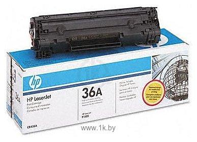 Фотографии Аналог HP 36A (CB436A)