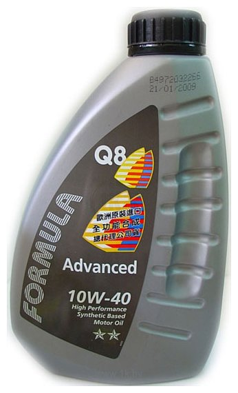 Фотографии Q8 10W-40 Advanced 1л