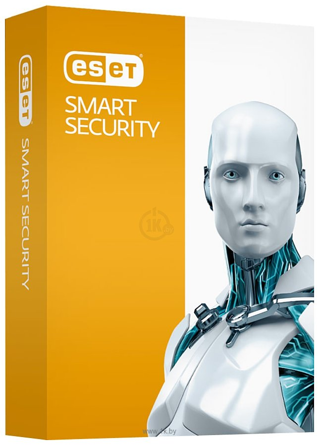 Фотографии NOD32 Smart Security (3 ПК, 1 год)