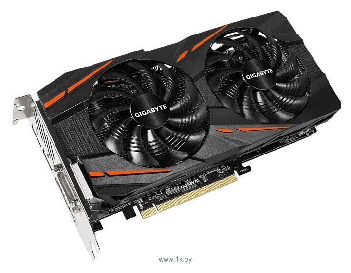 Фотографии GIGABYTE Radeon RX 590 1545MHz PCI-E 3.0 8192MB 8000MHz 256 bit DVI HDMI HDCP GAMING
