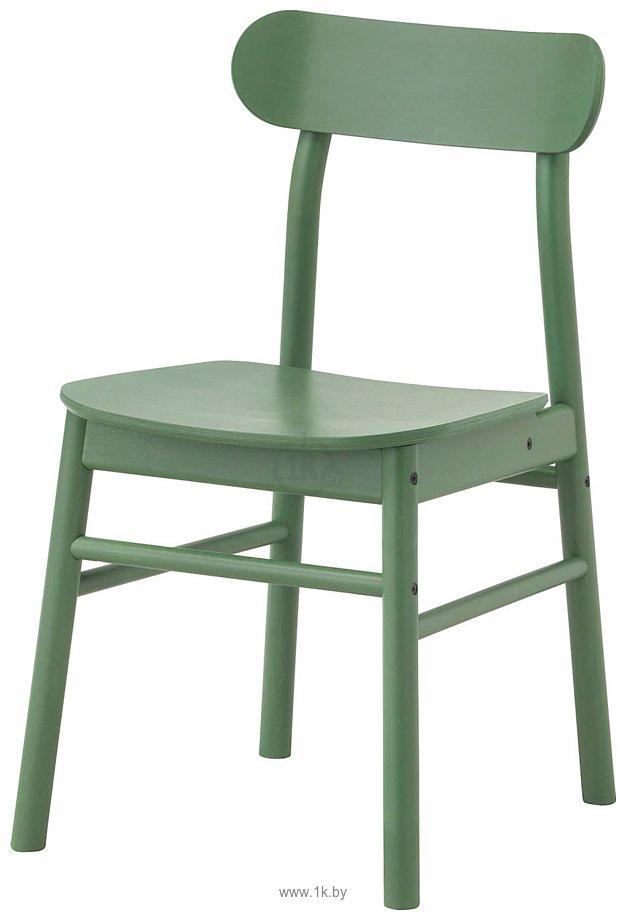 Фотографии Ikea Реннинге (зеленый) 004.128.93