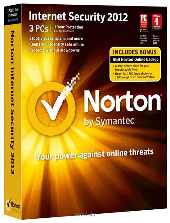 Скачать бесплатно Norton Internet Security 2012 v 19.7.1.15 Final.