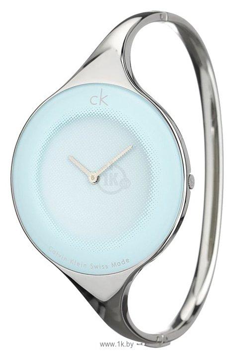 Calvin klein (ck) это не только. . Это женские часы из нержавеющей стали с ионным
