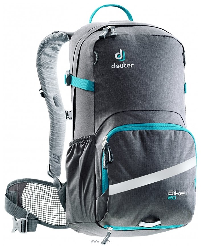 Фотографии Deuter Bike I 20 blue-grey (graphite-petrol)