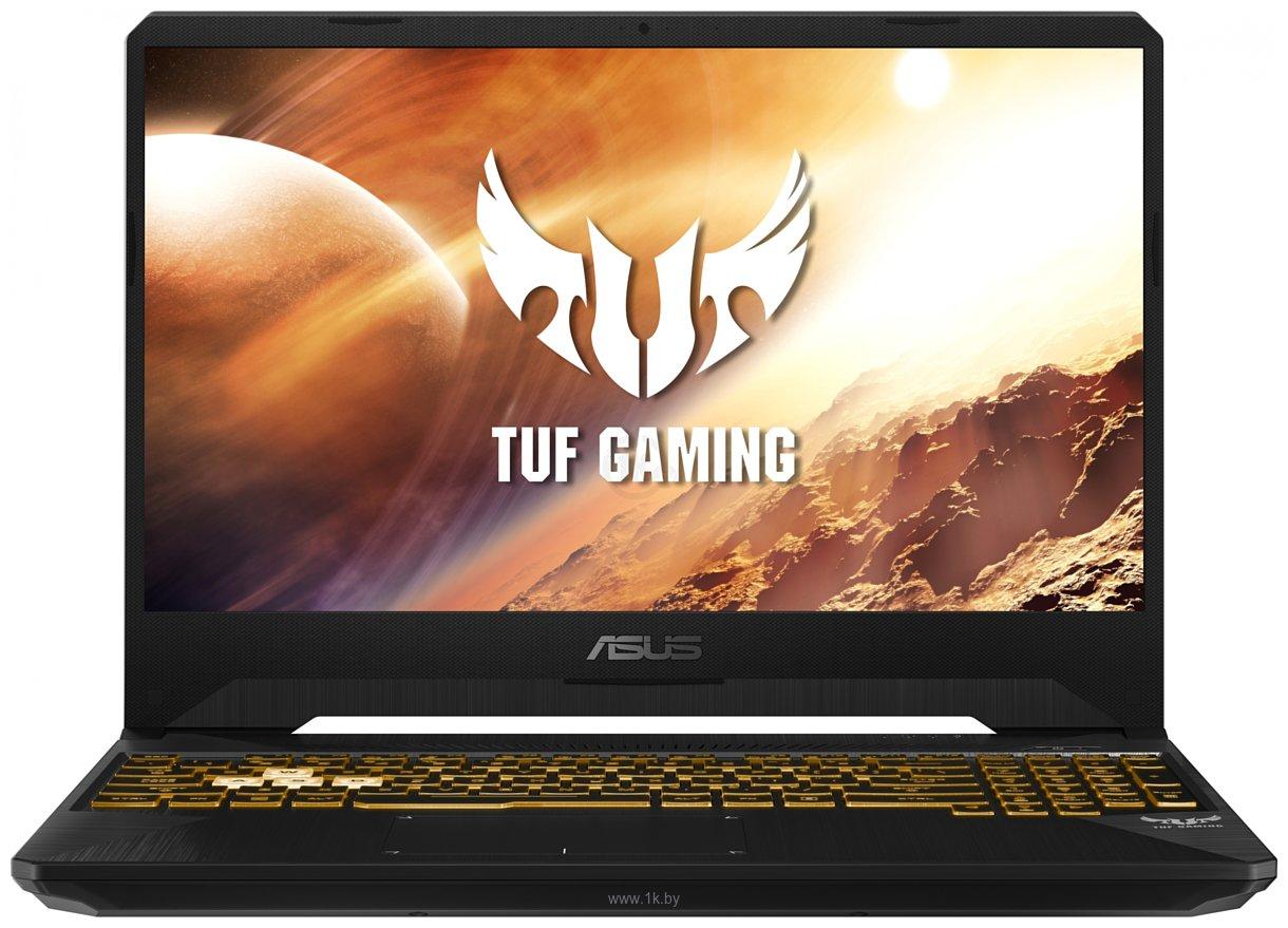 Фотографии ASUS TUF Gaming FX505DT-AL235