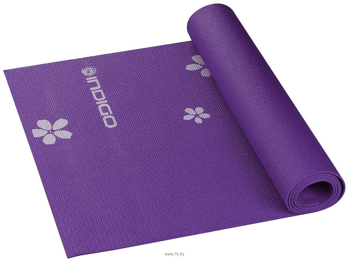 Фотографии Indigo YG03P 173х61х0.3 см (фиолетовый)