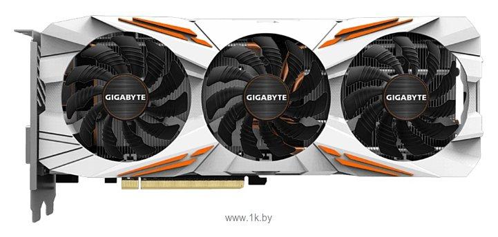 Фотографии GIGABYTE GeForce GTX 1080 Ti 1544Mhz PCI-E 3.0 11264Mb 11010Mhz 352 bit DVI HDMI HDCP Gaming OC