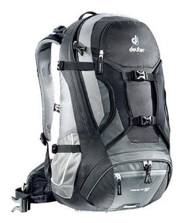 Фотографии Deuter Trans Alpine 30 black/grey