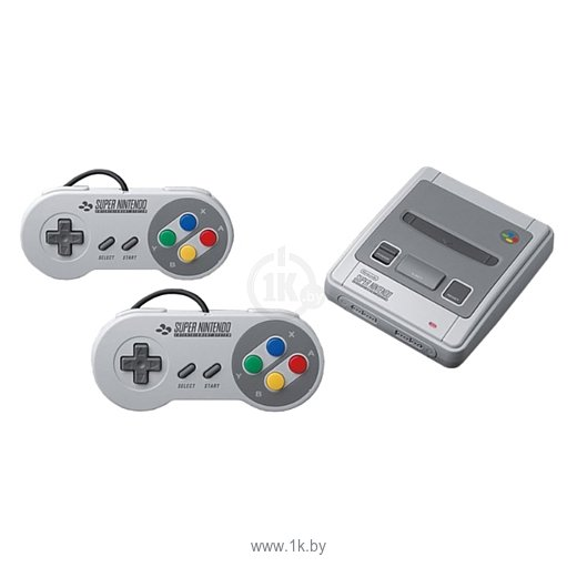 Фотографии Nintendo Classic Mini: Super Nintendo Entertainment System