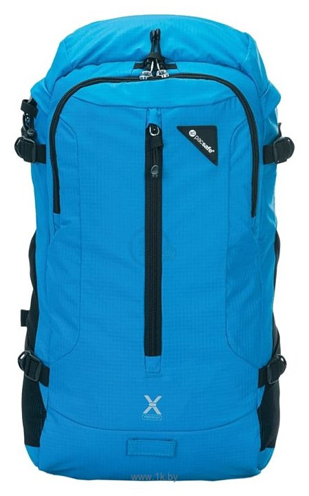 Фотографии PacSafe Venturesafe X22 blue (hawaiian blue)