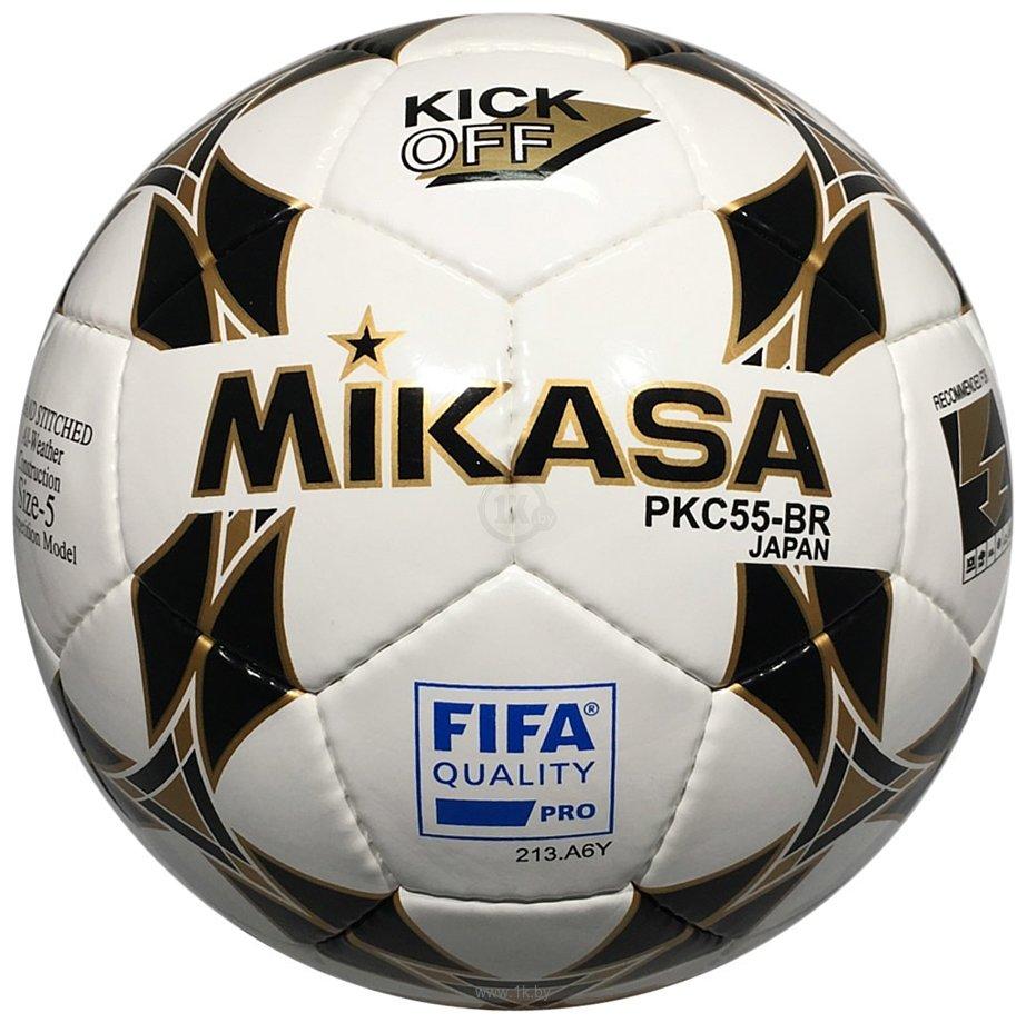 Фотографии Mikasa PKC55-BR1 (5 размер, белый/черный)