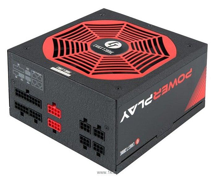 Фотографии Chieftec GPU-750FC 750W