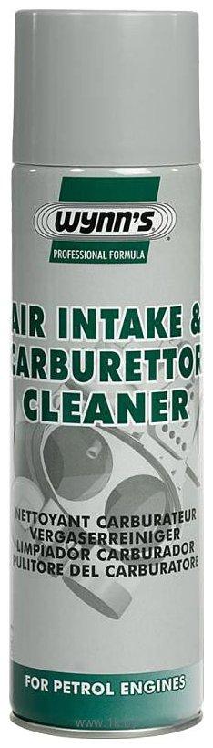 Фотографии Wynn`s Air Intake & Carburettor Cleaner 500 ml (54179)
