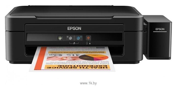 Фотографии Epson L222