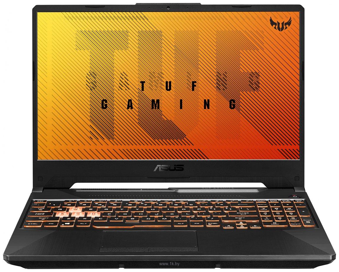 Фотографии ASUS TUF Gaming A15 FA506IU-AL107