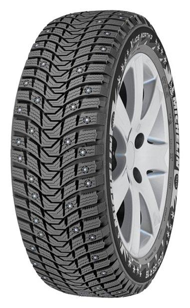 Фотографии Michelin X-Ice North XIN3 205/55 R17 95T