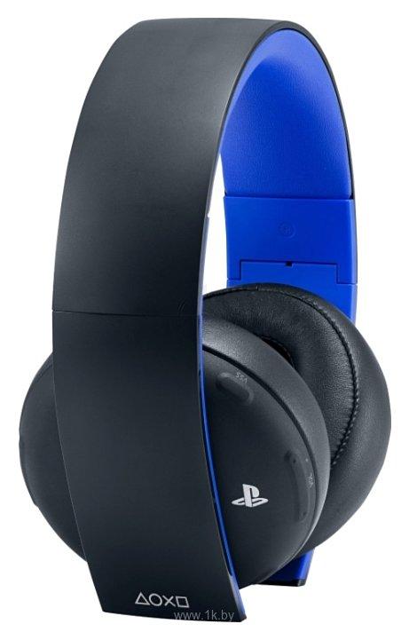 Фотографии Sony Gold Wireless Stereo Headset