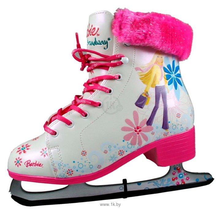 Фотографии PowerSlide Ice 990003 Barbie Broudway (взрослые)