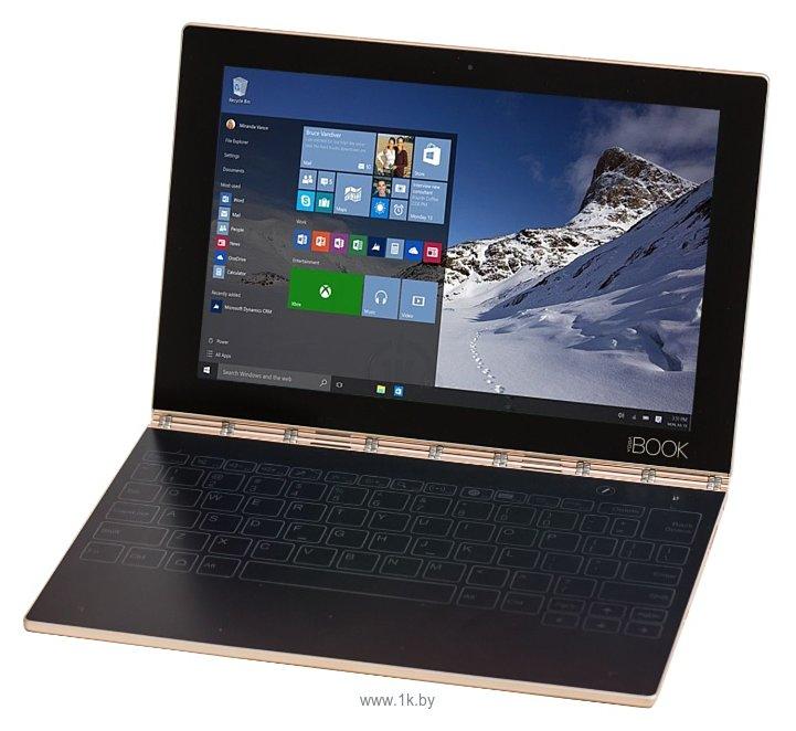 Фотографии Lenovo Yoga Book YB1-X91L 64Gb