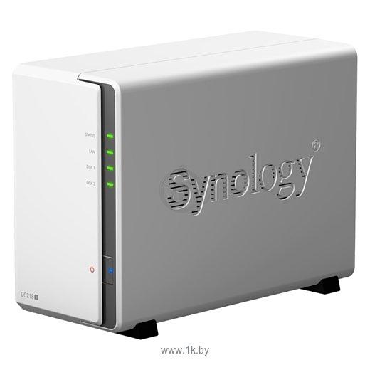 Фотографии Synology DS218j