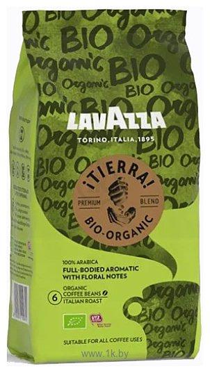 Фотографии Lavazza iTierra! Bio Organic в зернах 1000 г