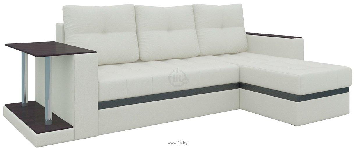 Фотографии Mebelico Атланта М (белый) (58788)