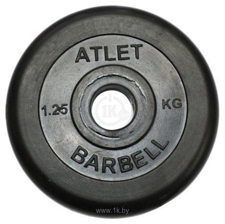 Фотографии Атлет диск 1.25 кг