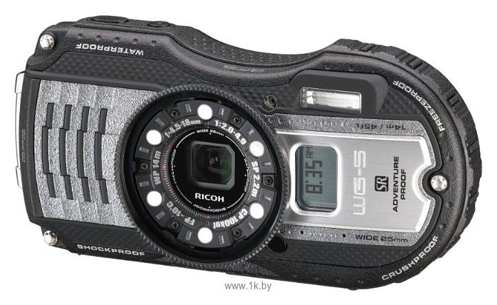 Фотографии Ricoh WG-5 GPS