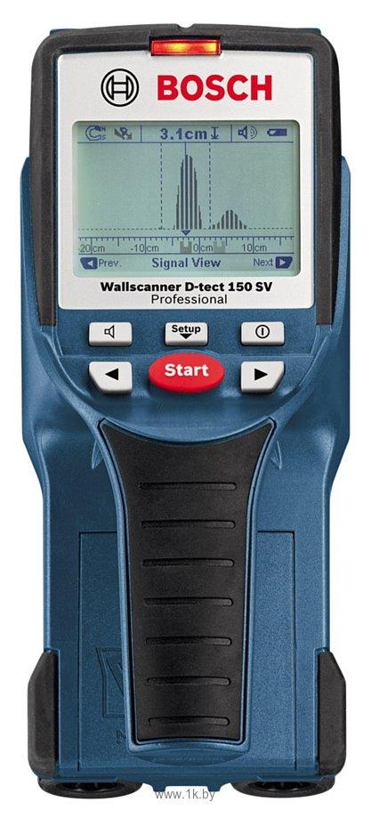 Фотографии Bosch D-tect 150 SV (0601010008)