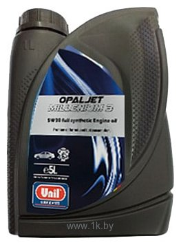Фотографии Unil Opaljet Millenium 3 5W-30 1л
