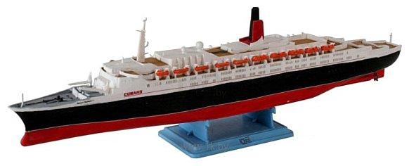 Фотографии Revell 05806 Круизный лайнер Queen Elizabeth II
