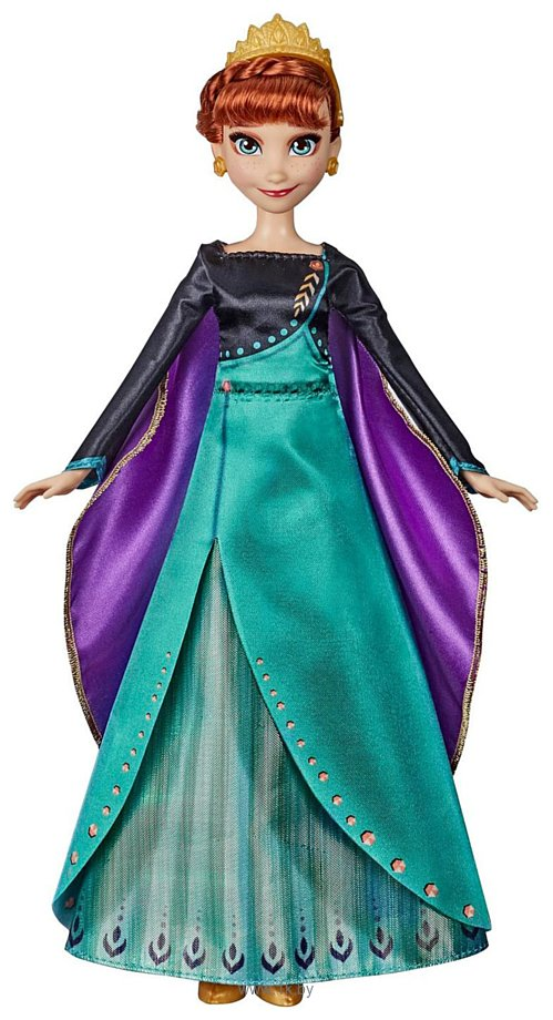 Фотографии Disney Frozen Холодное сердце 2 Поющая Анна E88815X0