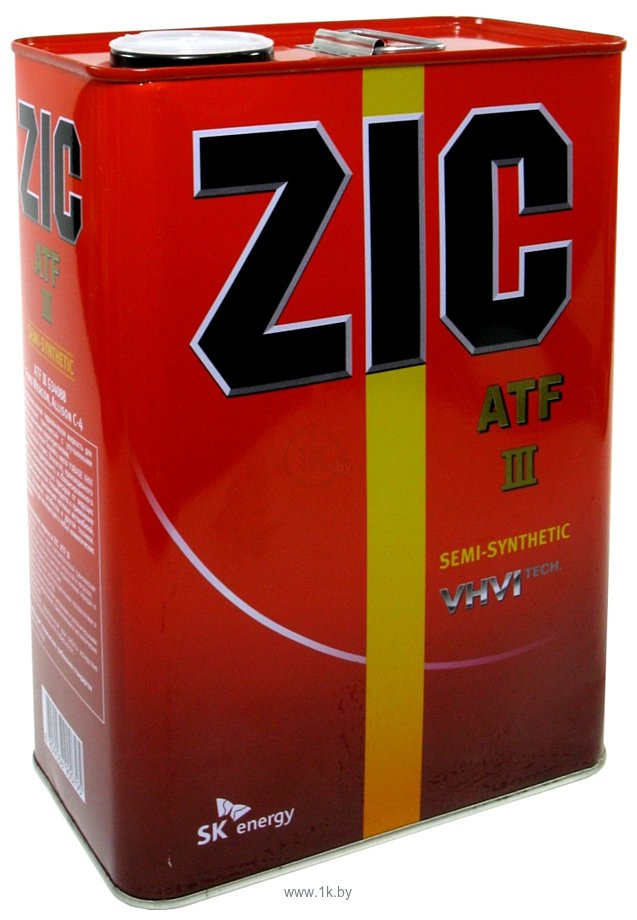 Фотографии ZIC ATF III 4л