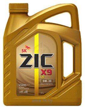 Фотографии ZIC X9 LS 5W-30 4л