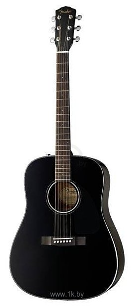 Фотографии Fender CD-60S Black