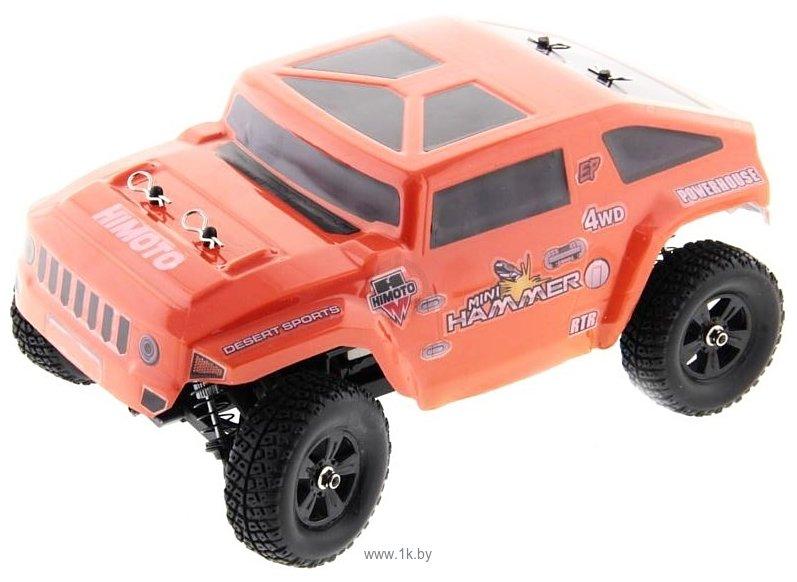 Фотографии Himoto Hammer 4WD (оранжевый)