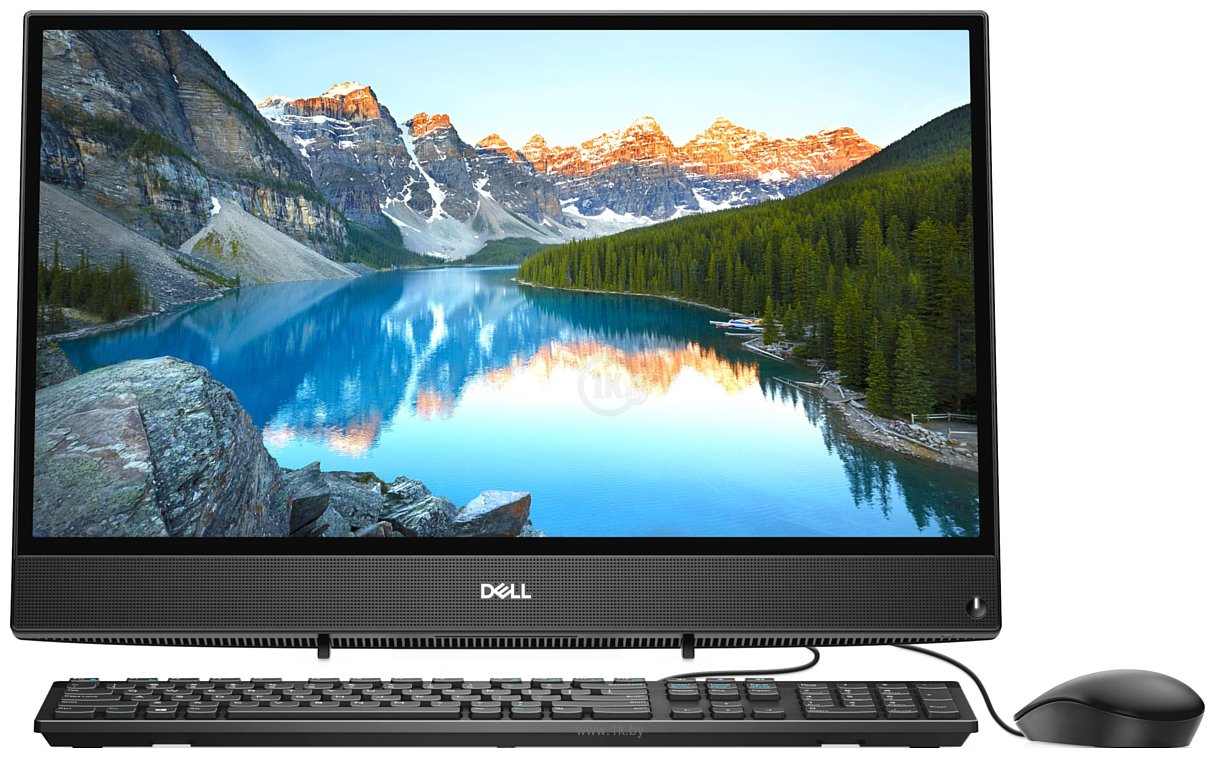 Фотографии Dell Inspiron 24 3480-4256
