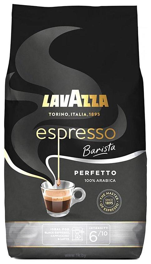 Фотографии Lavazza Espresso Barista Perfetto в зернах 1000 г