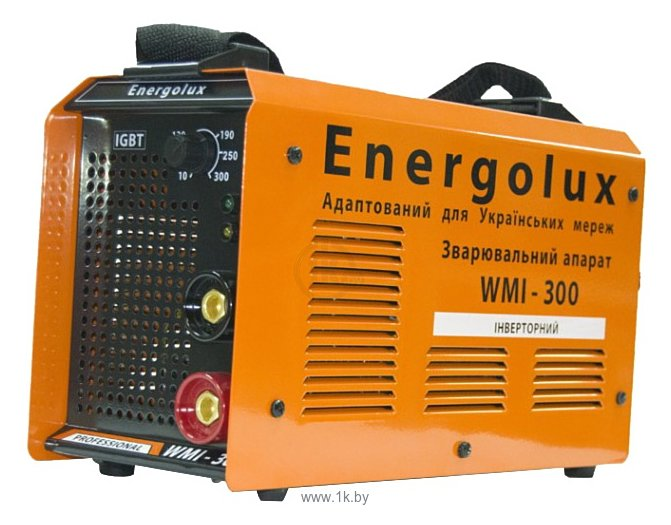 Фотографии Energolux WMI-300
