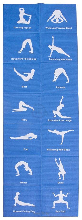 Фотографии Body Form BF-YM06 4 мм (синий)